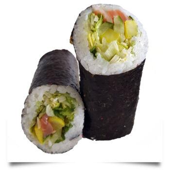 sushi rolls philadelphia